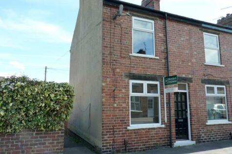 Powell Street, Harrogate. 2 bedroom end of terrace house
