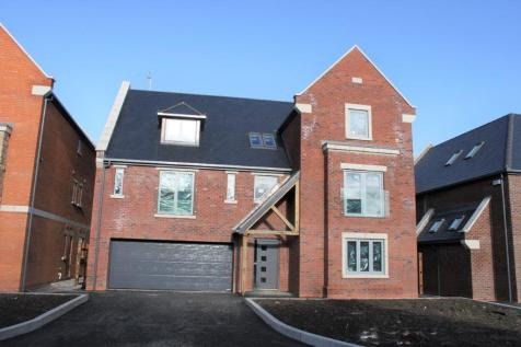 Hazelwood Road, Duffield, Belper, Derbyshire. 7 bedroom detached house for sale