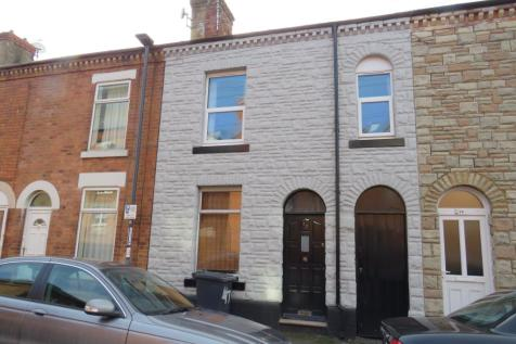 Manchester Street, DERBY. 2 bedroom terraced house