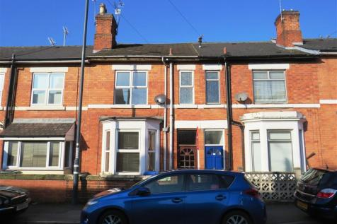 Cowley Street, Derby. 4 bedroom terraced house