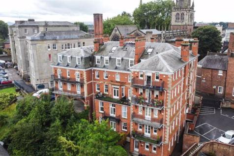 Watergate Mansions, St Marys Place, Shrewsbury. 2 bedroom apartment
