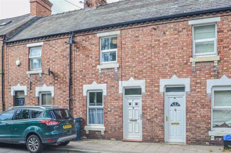 Ellesmere Road, Shrewsbury. 2 bedroom terraced house