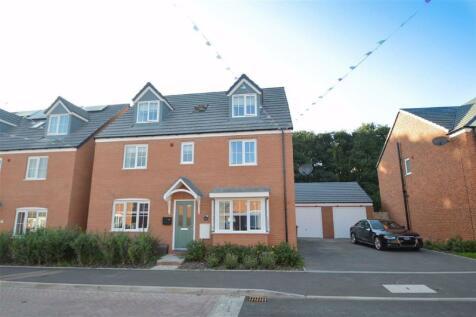 Broadhead Drive, Archery Fields, Shrewsbury. 5 bedroom detached house