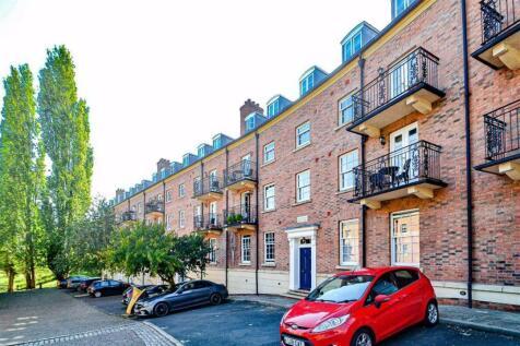 Upper Blackfriars, St Mary's Water Lane, Shrewsbury. 1 bedroom apartment