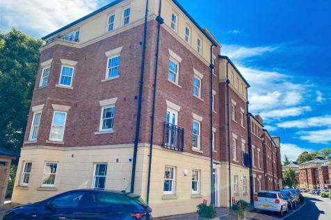 The Old Meadow, Abbey Foregate, Shrewsbury. 2 bedroom apartment