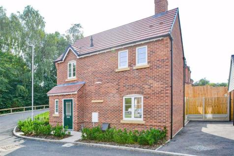 Orwell Crescent, Wellington, Telford. 3 bedroom detached house