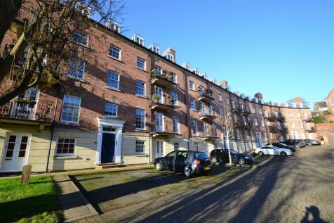 Upper Blackfriars Crescent, St Marys Water Lane, Shrewsbury. 3 bedroom apartment