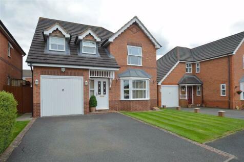 Ramsey Meadows, Berwick Grange, Shrewsbury. 4 bedroom detached house