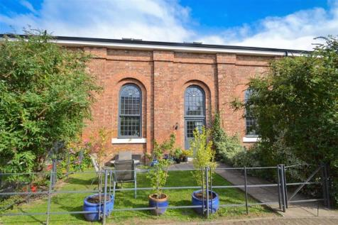 The Engine Shed, Benbow Quay, Shrewsbury. 3 bedroom town house