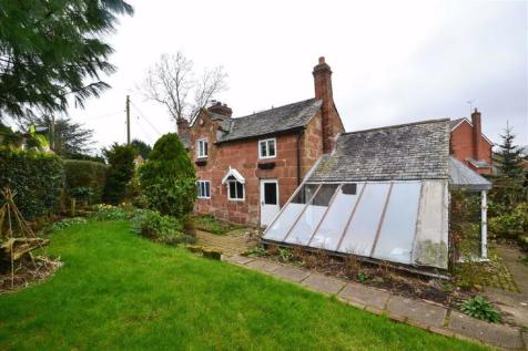 Brown Hill, Ruyton XI Towns. 3 bedroom detached house