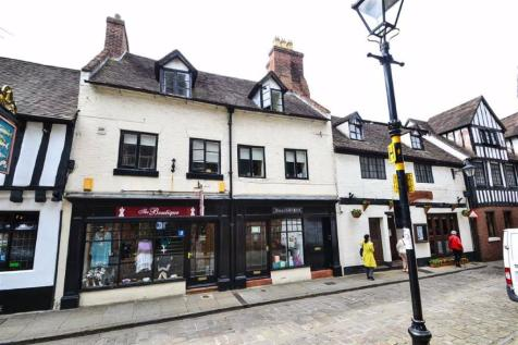 Fish Street, Shrewsbury. 1 bedroom apartment