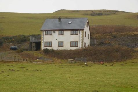 Trisant, Aberystwyth, Ceredigion, SY23, Mid Wales - House / 4 bedroom detached house for sale / £270,000