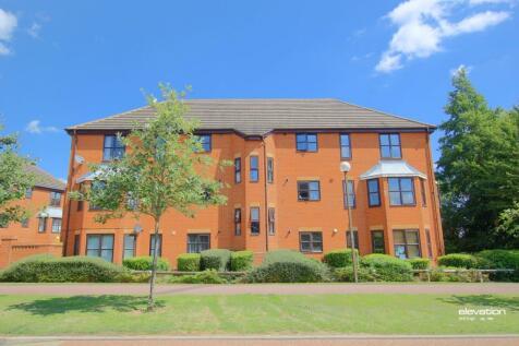 St Abbs Court, Tattenhoe, Milton Keynes, MK4. 2 bedroom apartment