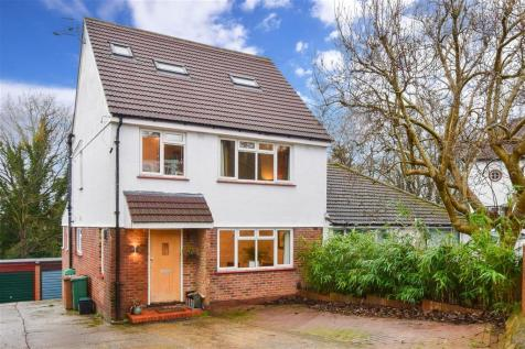 Hillfield Close, Redhill, Surrey. 4 bedroom semi-detached house for sale