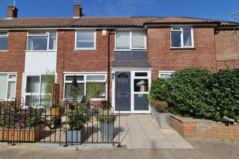 A'becket Court, Old Portsmouth. 3 bedroom terraced house