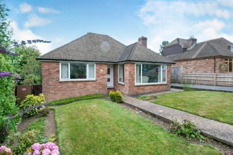 Rother View, Burwash, Etchingham, East Sussex, TN19. 2 bedroom bungalow