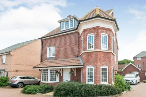 Stanier Street, Hailsham, East Sussex, United Kingdom, BN27. 4 bedroom detached house