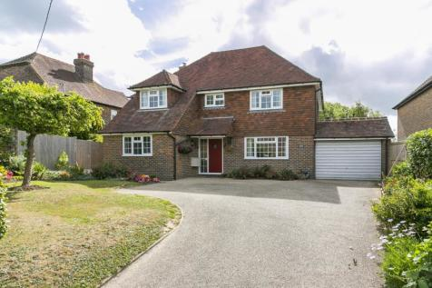 Cowbeech, Hailsham, East Sussex, BN27. 4 bedroom detached house