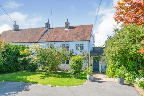 Spring Cottages, Broad Oak, Heathfield, East Sussex, TN21. 4 bedroom end of terrace house