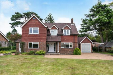 Five Ashes, Mayfield, East Sussex, TN20. 4 bedroom detached house