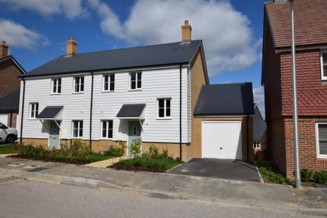 Oakline, Heathfield, East Sussex, TN21. 4 bedroom semi-detached house