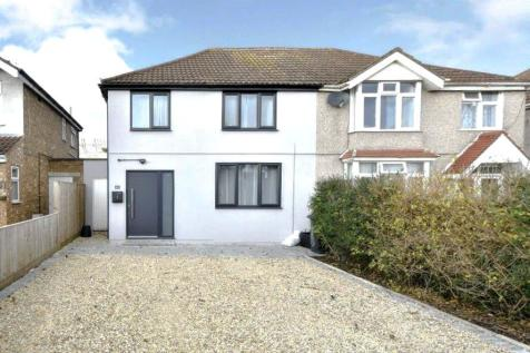 Stratton Road, Swindon, SN1. 3 bedroom semi-detached house for sale