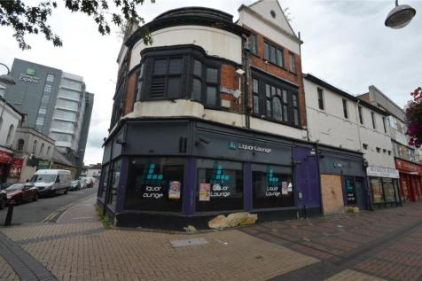 Fleet Street, Town Centre, Swindon, SN1. Land for sale