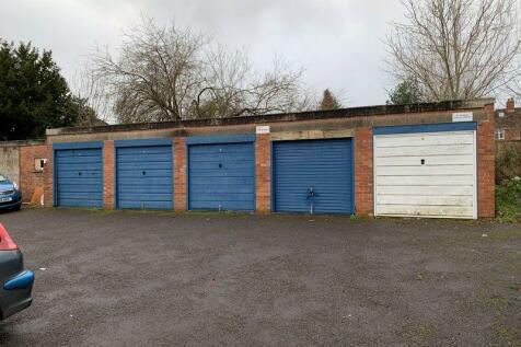 Garages at St Johns Road. Garages