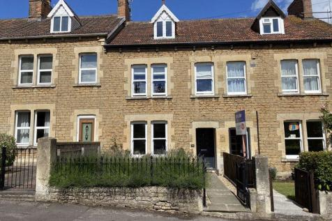Weymouth Road, Frome. 4 bedroom terraced house