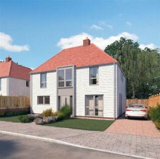 Conningbrook Lakes, Kennington, Ashford. 4 bedroom detached house