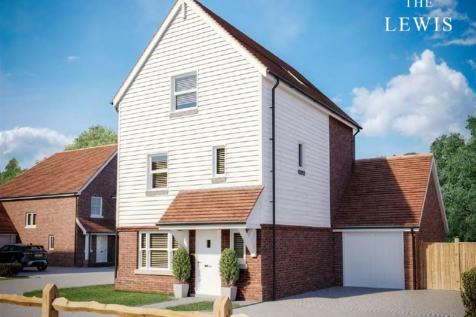 The Laurels, Littlebourne, Canterbury. 4 bedroom detached house