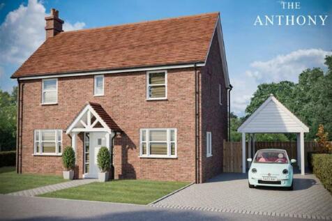 The Laurels, Littlebourne, Canterbury. 3 bedroom detached house
