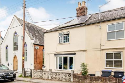 Shalmsford Street, Chartham, Canterbury. 2 bedroom end of terrace house