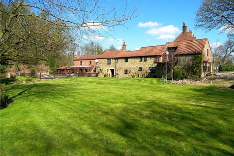 Knowts Hall Farm, Golden Valley, Riddings. 4 bedroom detached house