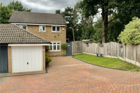 Braybrook Close, Swanwick. 4 bedroom detached house