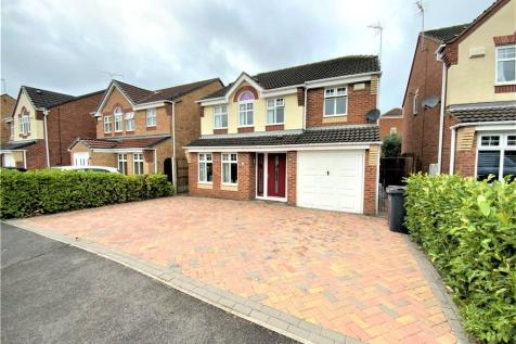 Woodfield Road, South Normanton. 4 bedroom detached house