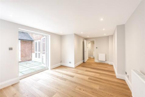 Cleve Road, London, NW6. 2 bedroom apartment