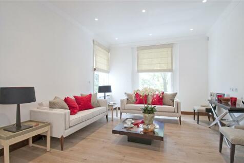 Phillimore Gardens, Kensington, London, W8. 3 bedroom apartment