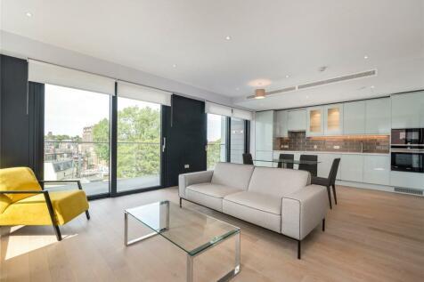 Drapers Yard, Wandsworth, London, SW18. 2 bedroom apartment
