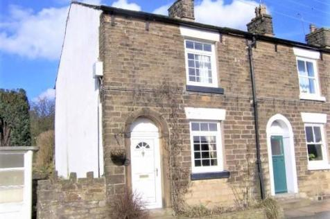 Hague Bar Road, New Mills, High Peak, Derbyshire, SK22 3AT. 2 bedroom cottage