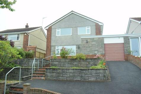 Rhyd-Y-Defaid Drive, Sketty. 4 bedroom link detached house for sale