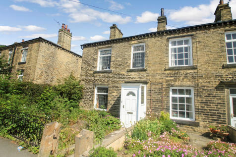 Whitcliffe Road, Cleckheaton. 3 bedroom end of terrace house for sale