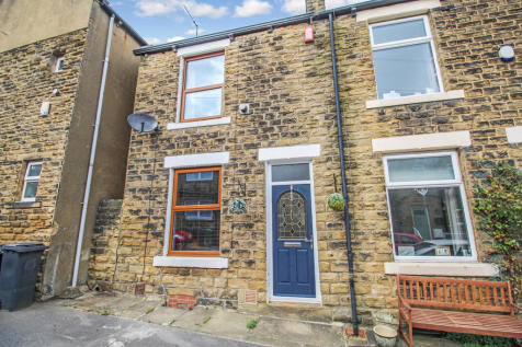 Hammerton Street, Pudsey. 2 bedroom end of terrace house for sale