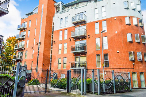 Ahlux Court, Millwright Street, Leeds. 1 bedroom flat for sale