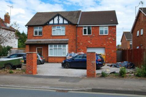 Kingsholm Road, Gloucester. 5 bedroom detached house