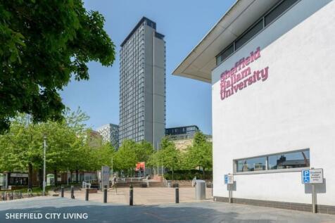 City Lofts, St Pauls, Sheffield, S1 2LB. 1 bedroom apartment