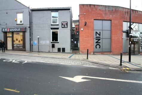 3 Fitzwilliam Street, Sheffield, S1 4LJ. 1 bedroom flat share