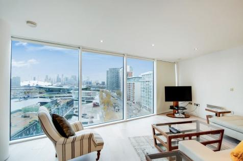 Balearic Apartments, Royal Victoria Dock, E16. 2 bedroom apartment