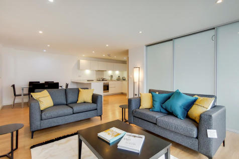 Hudson House, Bow E3. 4 bedroom apartment for sale