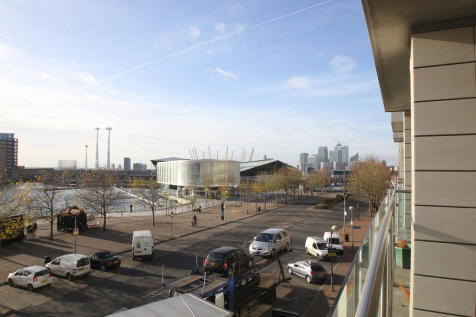 The Oxygen, Royal Victoria Dock, E16. 2 bedroom apartment
